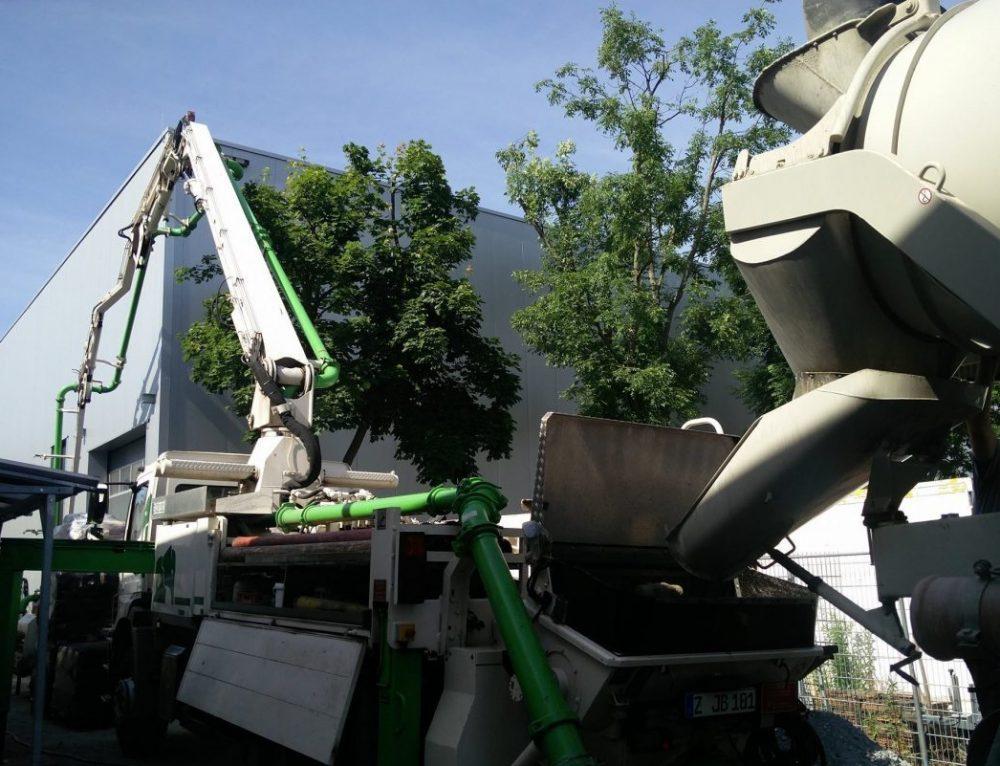 Update von der Baustelle