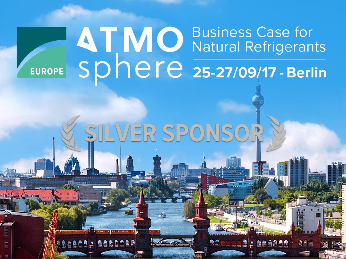 compact Kältetechnik sponsors ATMOsphere