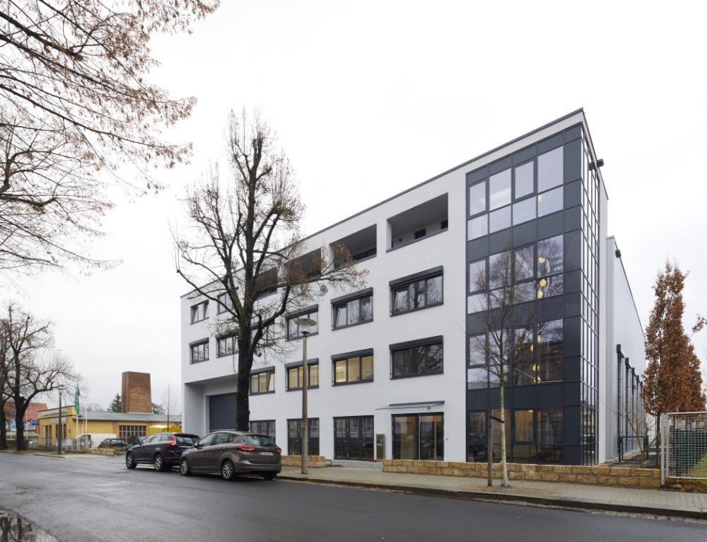 Wir sind eingezogen – Neubau bei compact Kältetechnik