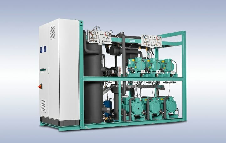 CO2 refrigeration system