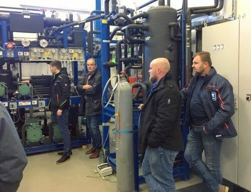 CO2 Schulung für zukünftige Meister und Techniker