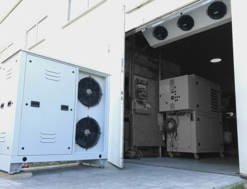 CO2 Gaskühlersatz *carboX –  live erleben!