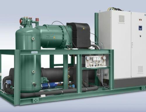 Kaltsolesatz 400 kW zur Prozesskühlung