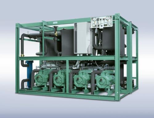 Deutsches GeoFor- schungsZentrum kühlt und heizt mit CO2-Kaltwassersatz